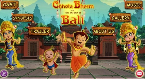 chhota bheem apps for android